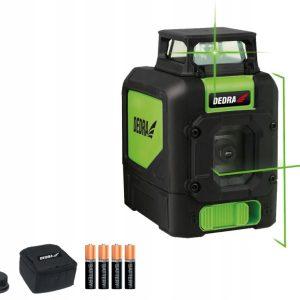 Nivela laser 1D verde