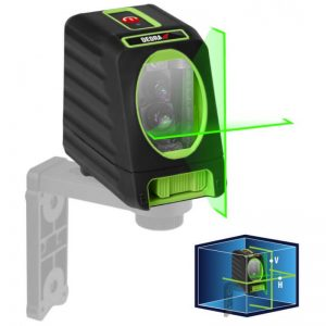Nivela MC0903 DEDRA laser verde